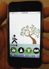 Track your fitness, environmental impact with new cell phone applications