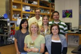 UC Riverside Research Team Involved in the Fragile-X Project with Minocycline
