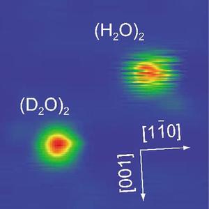 Researchers Observe Hydrogen-Bond Exchange