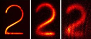 Physicists Store Images in Vapor