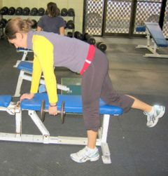 Weight room may hold key to easing back pain