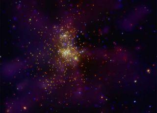Westerlund 2: A Stellar Site