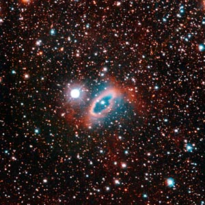 White Dwarf Lost in Planetary Nebula
