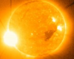 X9-Class Solar Flare of Dec. 5, 2006