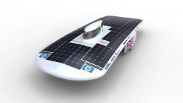 University of Cambridge Unveiled Solar Car