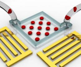 Acoustic tweezers can position tiny objects