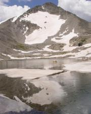 Airborne nitrogen shifts aquatic nutrient limitation in pristine lakes