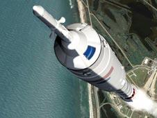 Ares I-X rocket