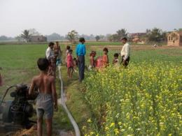 Asia faces food shortage by 2050 without water reform