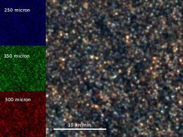 A star is born? Herschel space observatory captures the birth of stars
