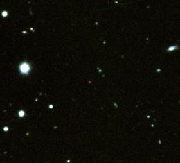 Astronomers explore 'last blank space' on map of the Universe