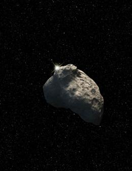 Hubble Finds Smallest Kuiper Belt Object Ever Seen