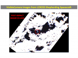 LCROSS Captures All Phases of Centaur Impact