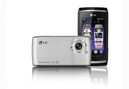 LG Viewty Smart (LG-GC900)