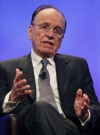 News Corporation founder Rupert Murdoch