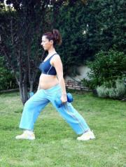 Playing sport up to the end of pregnancy is healthy for the baby and the mother