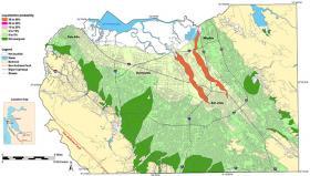 San Andreas Fault M 7.8 Scenario