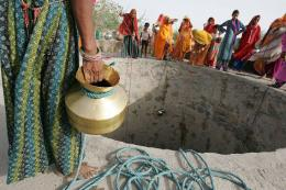 Satellite data explains vanishing India groundwater