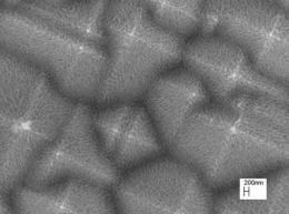 Self-cleaning, low-reflectivity treatment boosts efficiency for photovoltaic cells