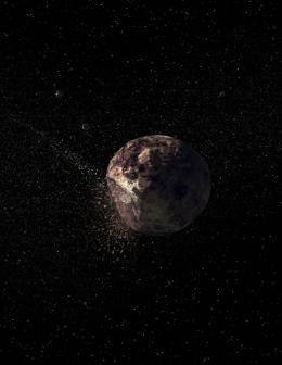 Study of first high-resolution images of Pallas confirms asteroid is actually a protoplanet