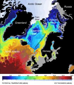 Understanding ocean climate