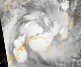 Tropical Storm Laurence set for second Australian landfall