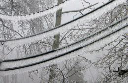 Engineers develop new power line de-icing system