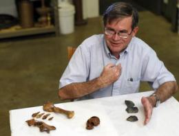 IU discovers stone tools, rare animal bones -- clues to Caribbean's earliest inhabitants