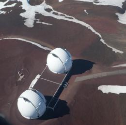 Keck Telescopes Take Deeper Look at Planetary Nurseries