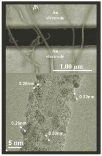 New Gas Sensor Based on Multiwalled Carbon Nanotubes