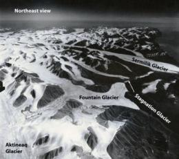 Shrinking Bylot Island glaciers tell story of climate change