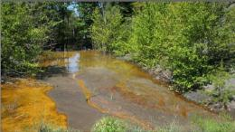 New research may help to clean drainage from abandoned mines