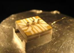 Scientists develop novel ion trap for sensing force and light