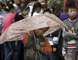 2nd lead poisoning case hits China, 1,300 sick (AP)
