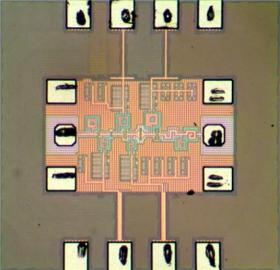 Low-power 60GHz solution in digital 45nm CMOS