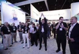 Electronic Arts stages fake protest of game at E3 (AP)