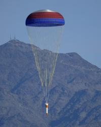 NASA to Test World's Largest Rocket Parachutes for Ares I