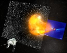 STEREO Spacecraft Reveals the Anatomy of Solar Storms