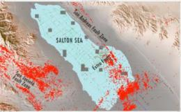 Scripps-led study sheds light on earthquake hazard along San Andreas Fault