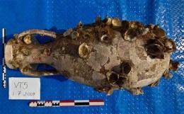 5 ancient Roman shipwrecks found off Italy coast (AP)