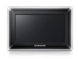Samsung Introduces SPF-87H -- UltraThin Touch of Color Photo Frame