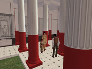 Visit Pompeii with the Victorians in Second Life