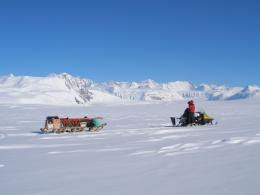 New research provides insight into ice sheet behavior