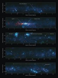 Mapping the Cold Universe
