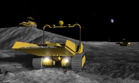 Researchers show small robots can prepare lunar surface for NASA outpost