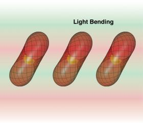 Scientists Create Light-Bending Nanoparticles