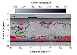 Model Suggests Origins of Mars Gullies