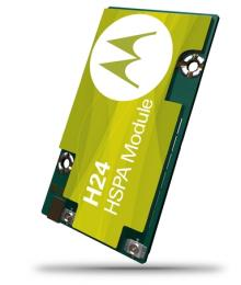 Motorola Introduces Series of HSPA M2M Wireless Modules