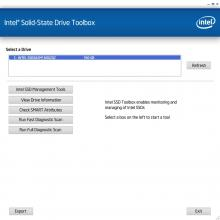 Intel Solid-State Drive Toolbox Enables Users to Maximize SSD Performance over Time