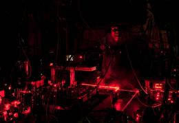 Using lasers to cool and manipulate molecules